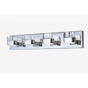 "Volt - 27"" 24W 8 LED Square Bath Vanity"