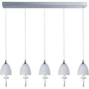Chute - Five Light Pendant