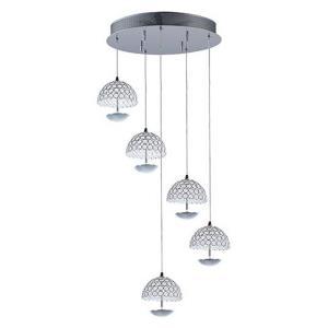 "Parasol - 16.5"" 20W 5 LED Pendant"