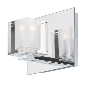 "Blocs - 6"" 2.2W 1 LED Bath Vanity"