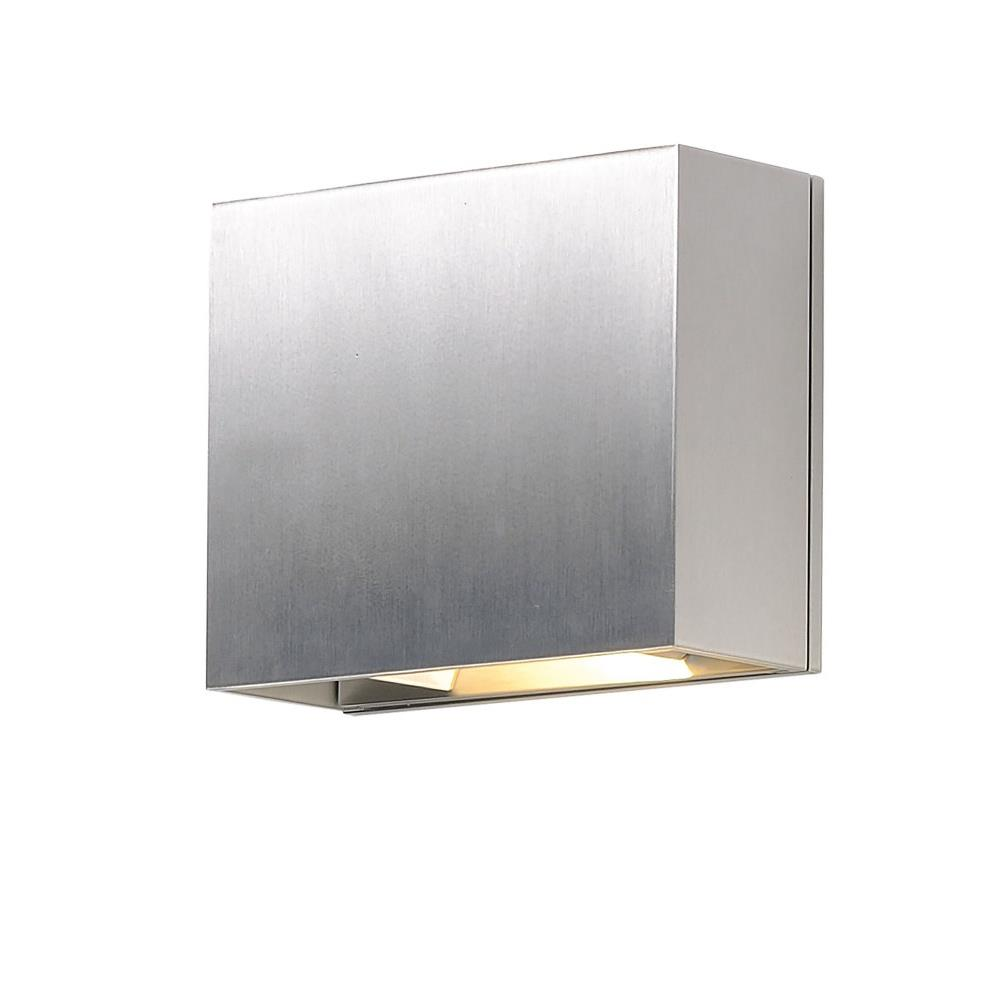 Alumilux 7 6w 2 Led Outdoor Wall Sconce