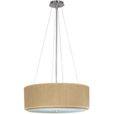 ET2 Lighting E95160-101SN Elements - Four Light Pendant