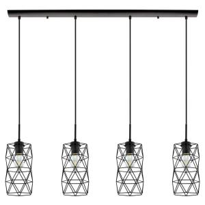 Estevau 2 - Four Light Pendant  sc 1 st  1STOPlighting.com & Multi Light Pendants - Pendant Lighting |1STOPlighting
