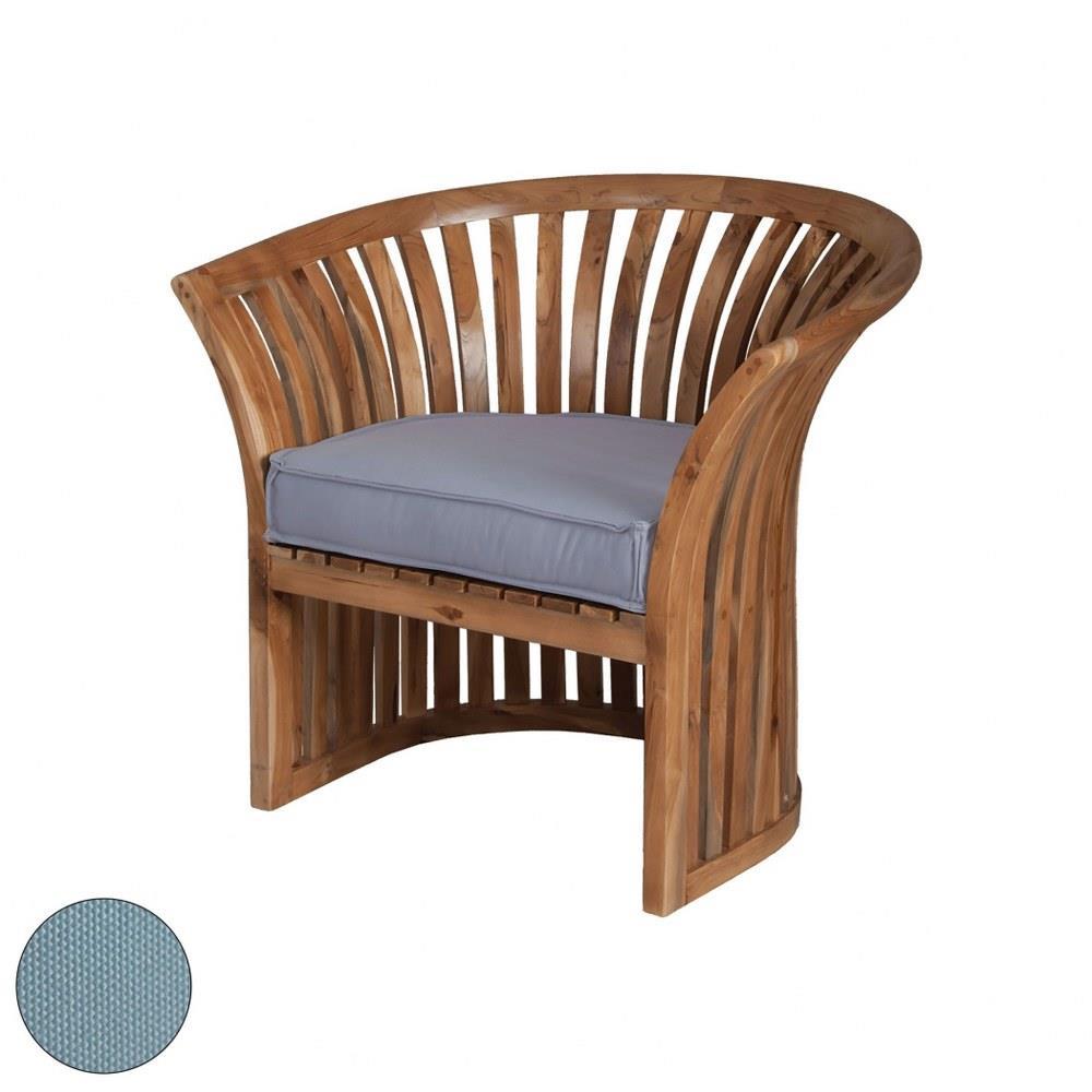 Outdoor Barrel Chair Cushion