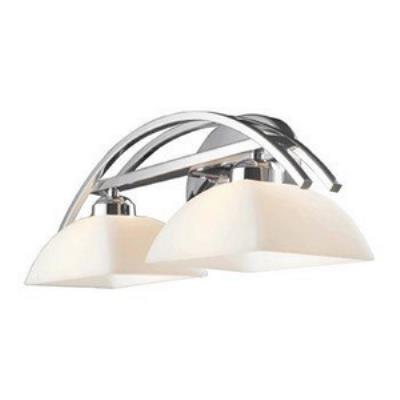 Elk Lighting 10031/2 Arches - Two Light Bath Bar