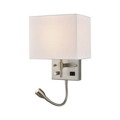 Elk lighting 17157 2 16 two light wall sconce