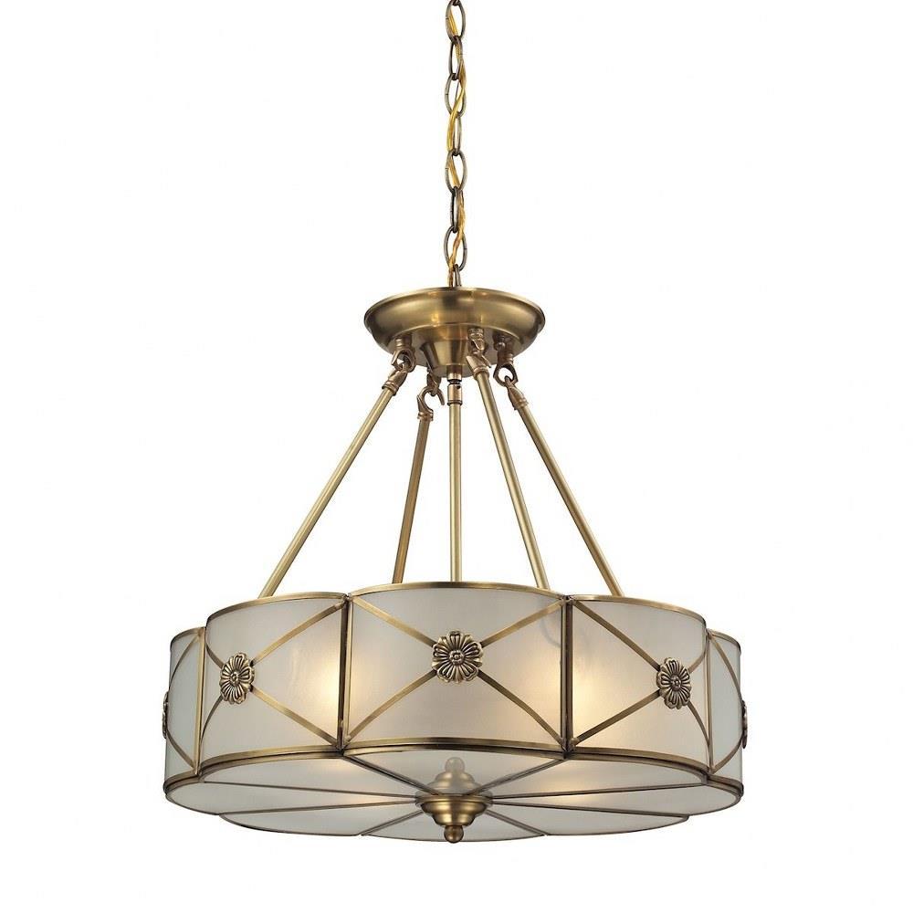 Preston Four Light Pendant