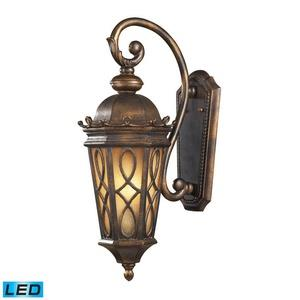 Burlington Junction - Two Light Outdoor Wall Sconce