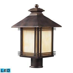 Blackwell - One Light Outdoor Post
