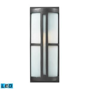 Trevot - One Light Outdoor Wall Sconce