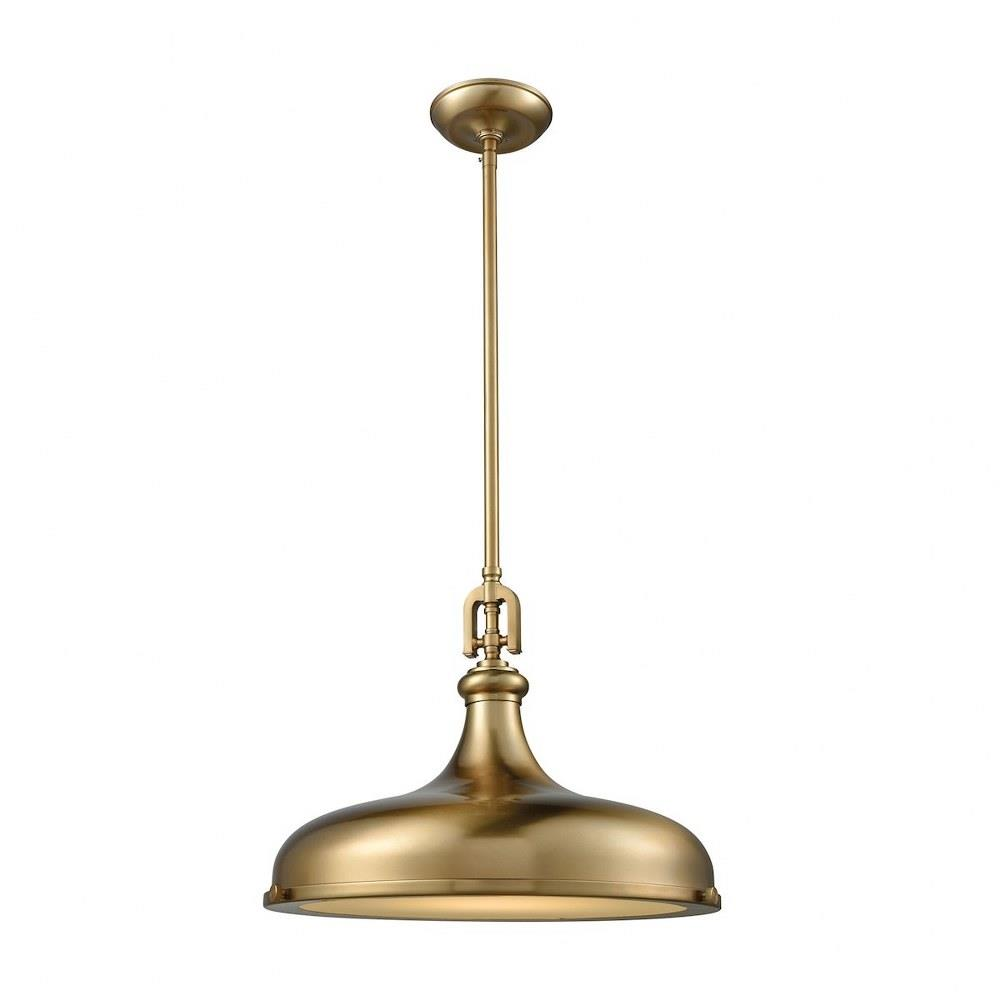 Rutherford One Light Pendant