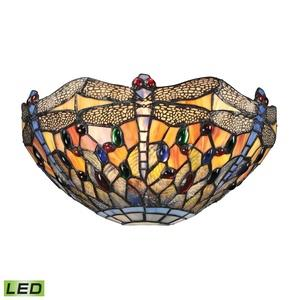 """Dragonfly - 13"""" LED Wall Sconce"""