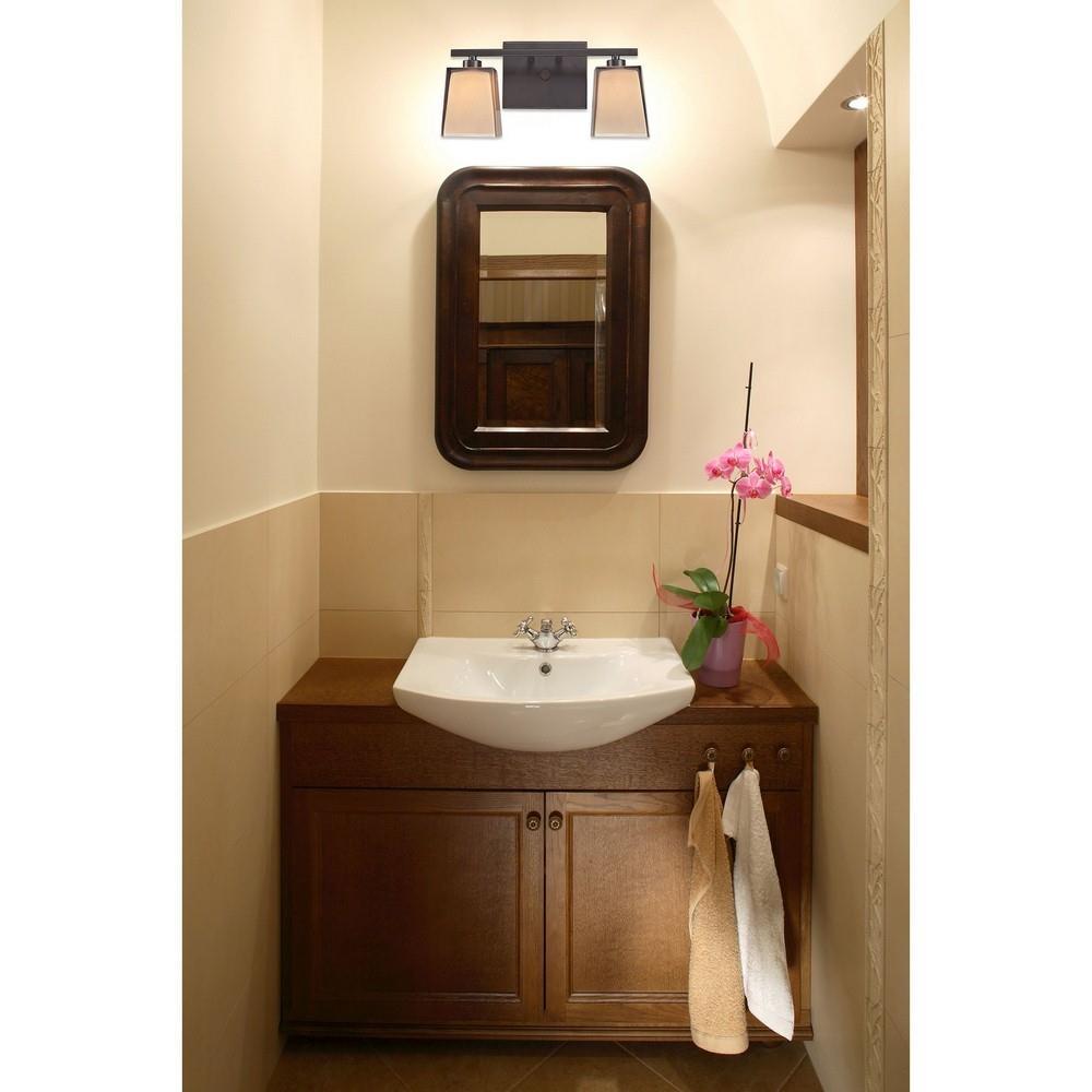 Elk Lighting - 11438/3 - Serenity - Three Light Bath Bar