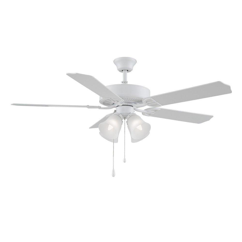 Aire Decor 52 Ceiling Fan With 4 Light Kit