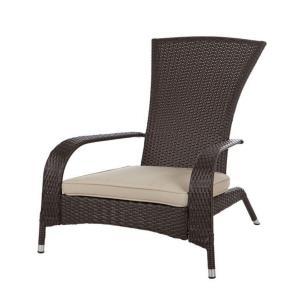 "Coconino - 35"" Wicker Chair"