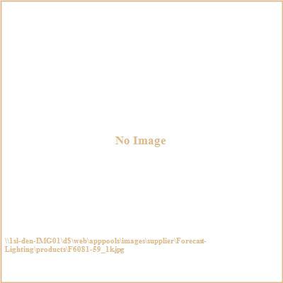 Forecast Lighting F6081 Beacon - One Light Flush Mount