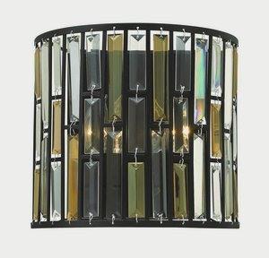 Fredrick Ramond Lighting-FR33732VBZ-Gemma - Two Light Wall Sconce  Vintage Bronze Finish