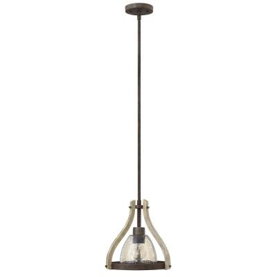 Fredrick Ramond Lighting FR40577IRR Middlefield - One Light Pendant