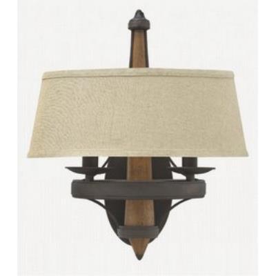 Fredrick Ramond Lighting FR41242VBZ Bastille - Two Light Wall Sconce