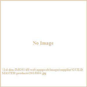 "Rustic Blu IV - 12"" Vase/Urn"
