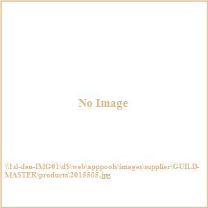 """Rustic Blu V - 16"""" Vase/Urn"""
