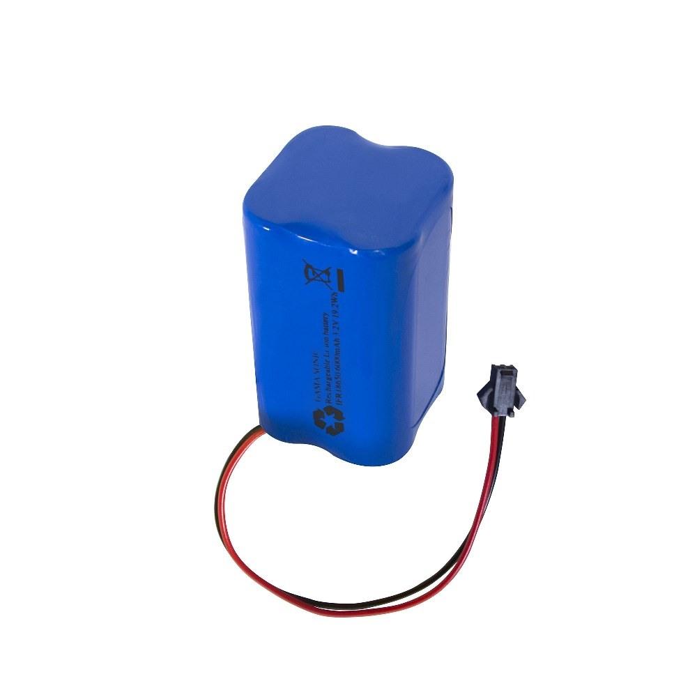 Gama Sonic-GS-32V60-3.2V 6000mAh Lion Battery (Pack of 1)  Blue Finish