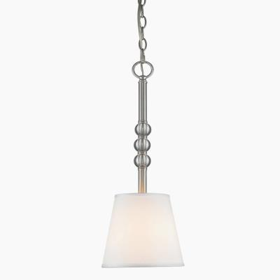 Golden Lighting 3500-M1L Waverly - One Light Mini Pendant