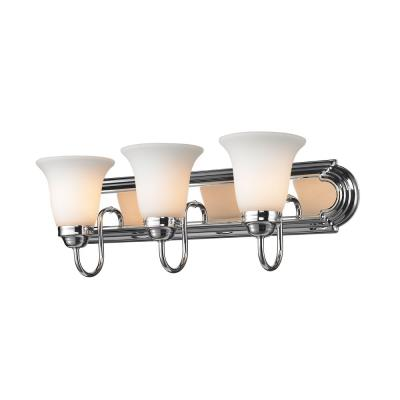 Golden Lighting 5221-3 Brookfield - Three Light Bath Vanity