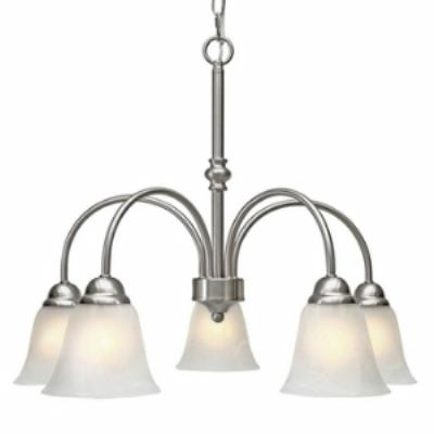 Golden Lighting 1264-D5 Grace - Five Light Nook Chandelier