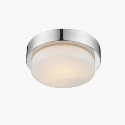 Golden Lighting 1270-09 One Light Large Flush Mount