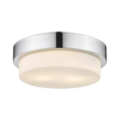 Golden Lighting 1270-11 Two Light Small Flush Mount