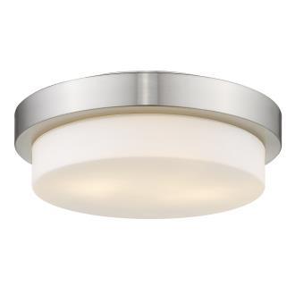 Golden Lighting 1270-13 Two Light Medium Flush Mount