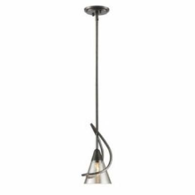 Golden Lighting 1648-M1L BUS Olympia - One Light Mini-Pendant