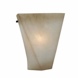 Golden Lighting 1850-WSC RT Genesis - One Light Wall Sconce