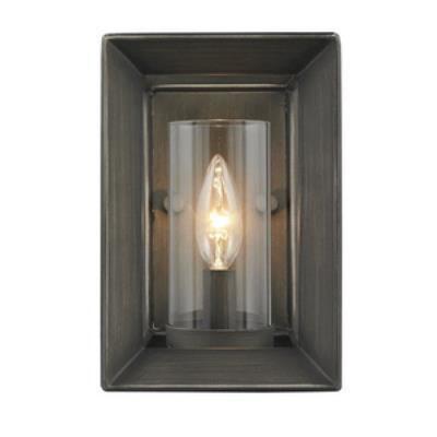 Golden Lighting 2073-1W GMT Smyth - One Light Wall Sconce