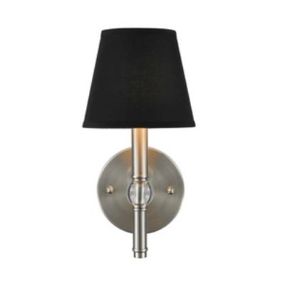 Golden Lighting 3500-1W PW-GRM Waverly - One Light Wall Sconce