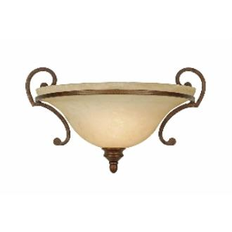 Golden Lighting 3711-WSC CB Golden Lighting - 3711-WSC CB - 1 Light WAll Sconce