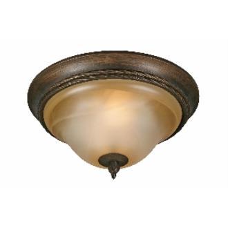 """Golden Lighting 3890-13 GB 13"""" Flush"""