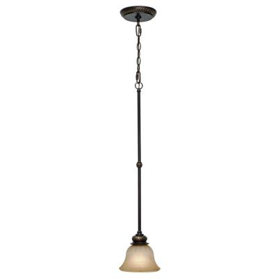 Golden Lighting 6029-M1L EB Mini Pendant