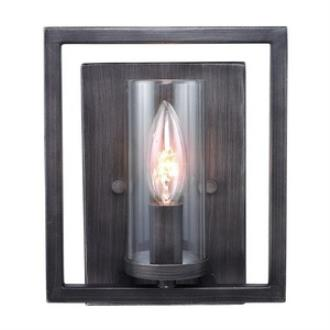 Golden Lighting 6068-1W GMT Marco - One Light Wall Sconce