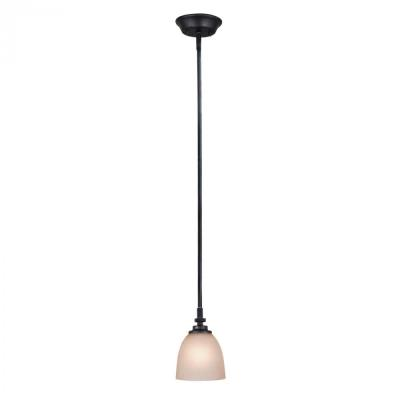 Golden Lighting 6262-M1L DNI Hampden - One Light Mini-Pendant
