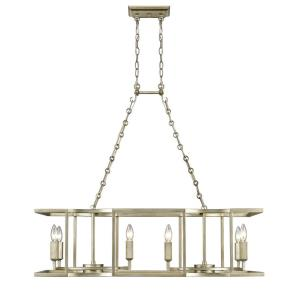 Bellare - Eight Light Linear Pendant