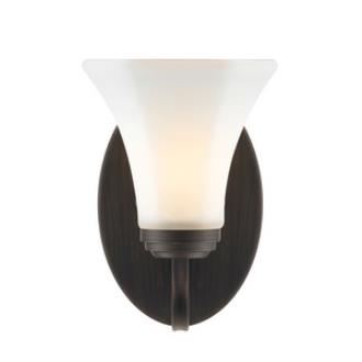 Golden Lighting 7158-BA1 Accurian - One Light Wall Sconce