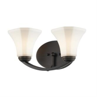 Golden Lighting 7158-BA2 Accurian - Two Light Bath Vanity