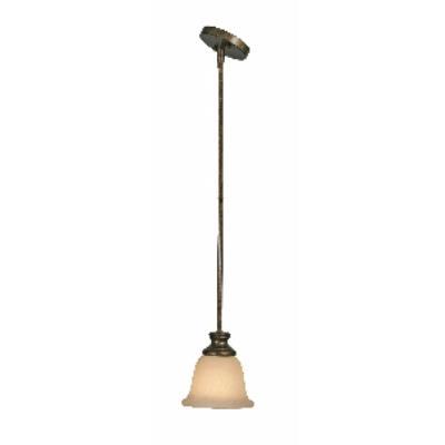 Golden Lighting 8063-M1L BUS Mini Pendant