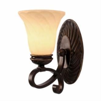 Golden Lighting 8106-BA1 Torbellino - One Light Wall Sconce