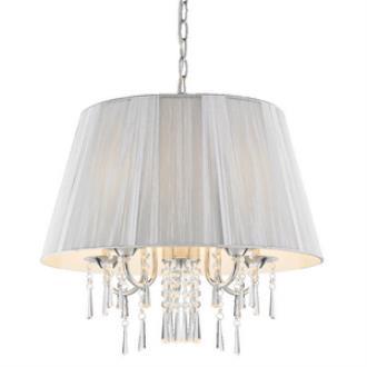 Golden Lighting 8201-5P Tetiva - Five Light Pendant