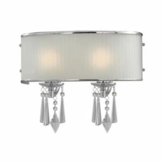 Golden Lighting 8981-BA2 BRI Echelon - Two Light Vanity