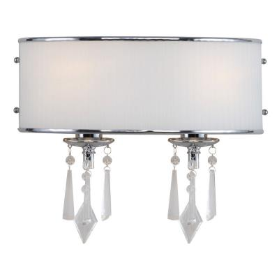 Golden Lighting 8981-BA2 BRI Echelon - Two Light Vanity