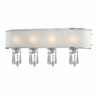 Golden Lighting 8981-BA4 BRI Echelon - Four Light Vanity